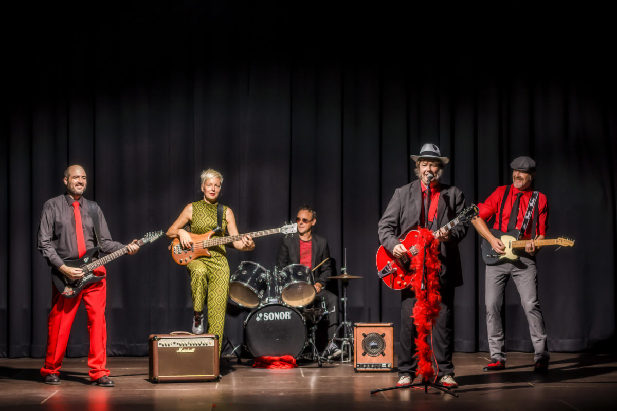 "Wir Waren Indie Releasekonzert ""Herzensungelegenheiten"" am 21.6.2019 in der Hebebühne"
